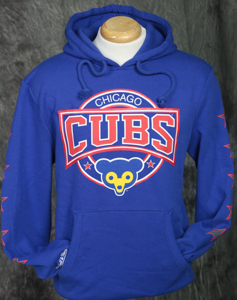 Chicago Cubs Mitchell & Ness Down to the Wire Hoody