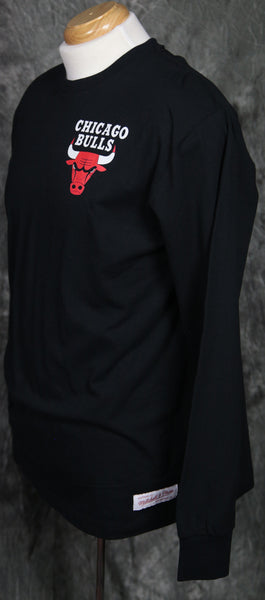 Chicago Bulls Mitchell & Ness 50th Anniversary Long Sleeve Shirt