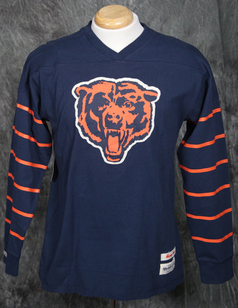 Chicago Bears Mitchell & Ness Cornerback Long Sleeve Shirt