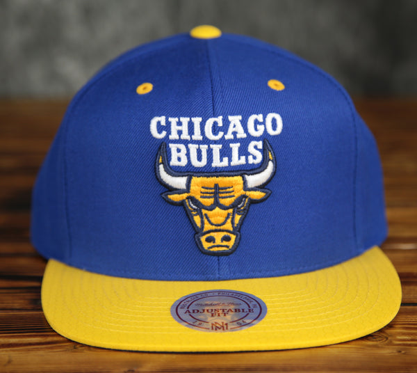 Chicago Bulls Mitchell & Ness 20th Anniversary Snapback Hat
