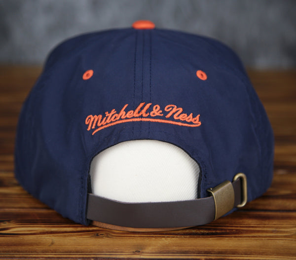 Chicago Bears Mitchell & Ness Butter Nylon Snapback Hat