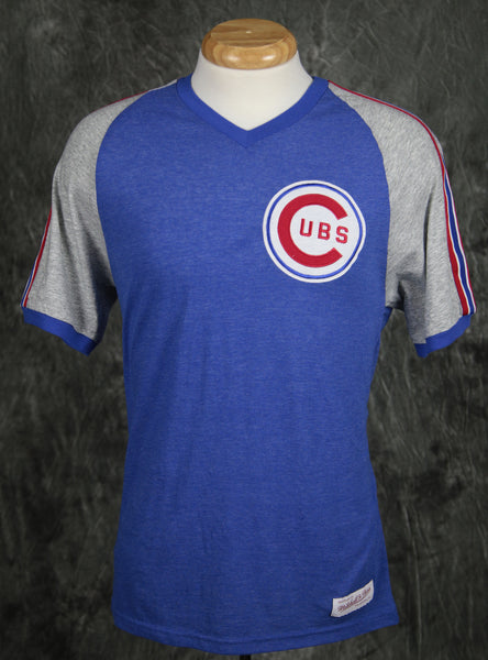 Chicago Cubs Mitchell & Ness Race to the Finish T-Shirt