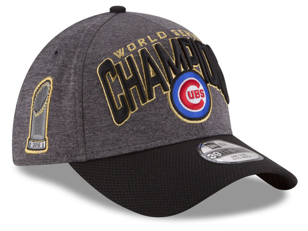 Chicago Cubs Nu Era 2016 World Series Locker Room Cap