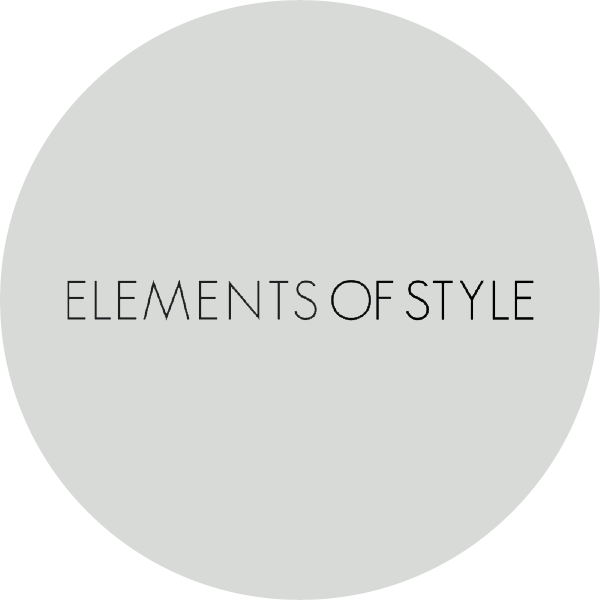 Element of Style, November 2015