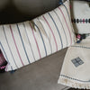 Aisley Cool Stripe Pillow