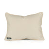 Gray Otomi Pillow Back