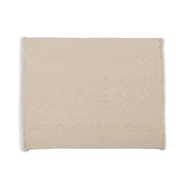 Cream Oaxacan Placemats