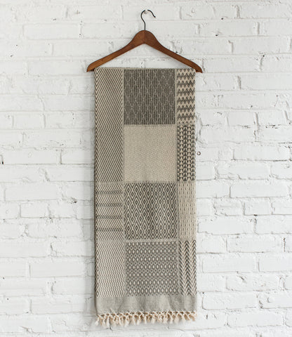 Olin Gray Throw