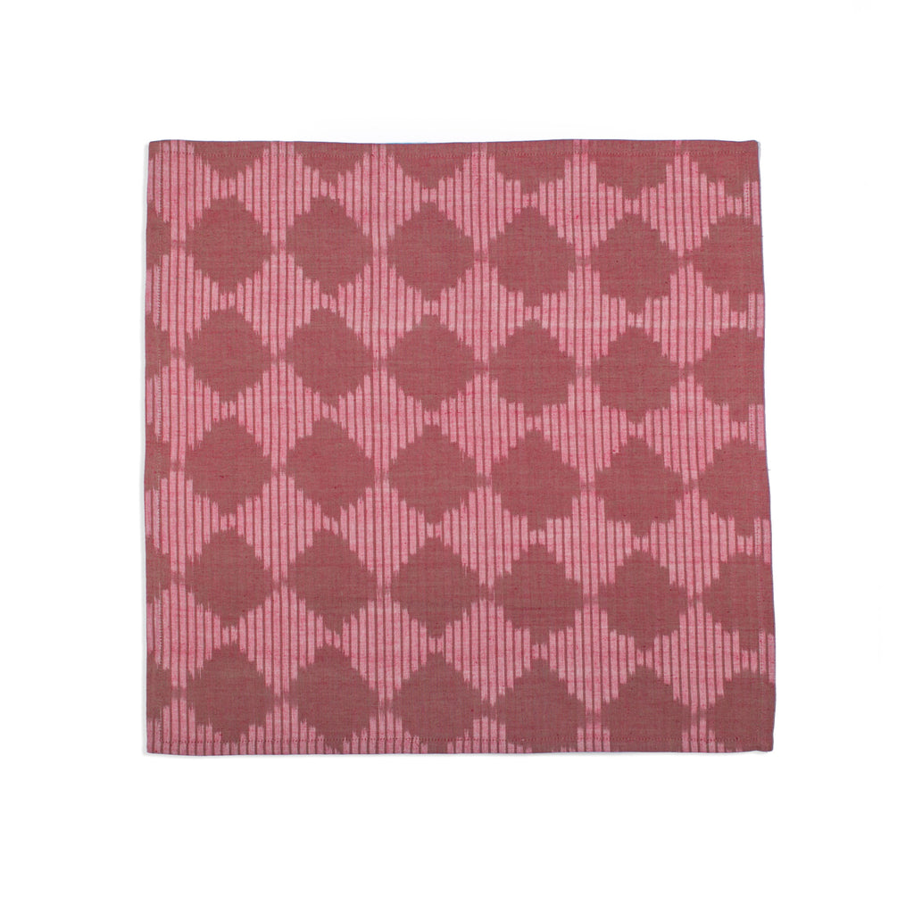 Mabel Ikat Dinner Napkin