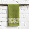 Nailah Green Tea Towels