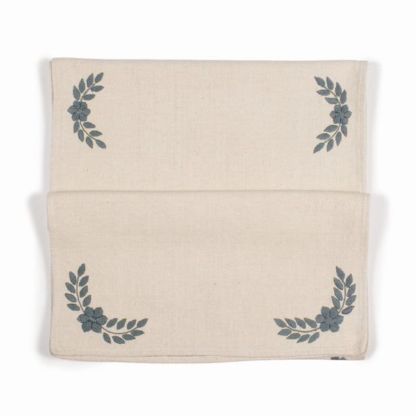 Vivian Blue Table Runners