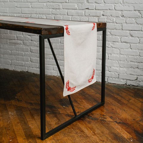 All Four Table Runners
