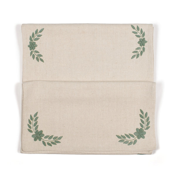 Vivian Sage Table Runners