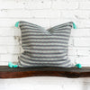 Kopal Woven Tasseled Pillow Design