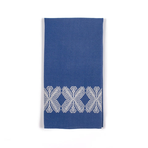 Nailah Blue Tea Towel