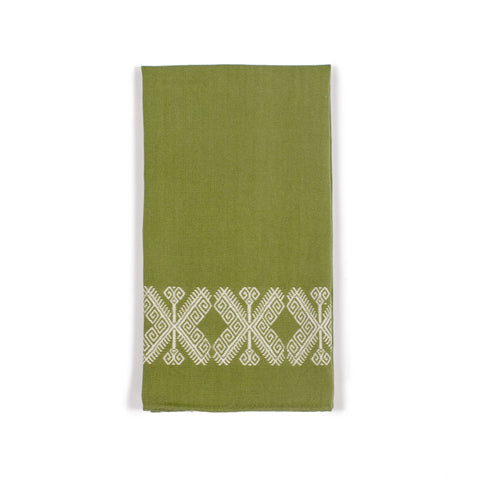 Nailah Green Tea Towel