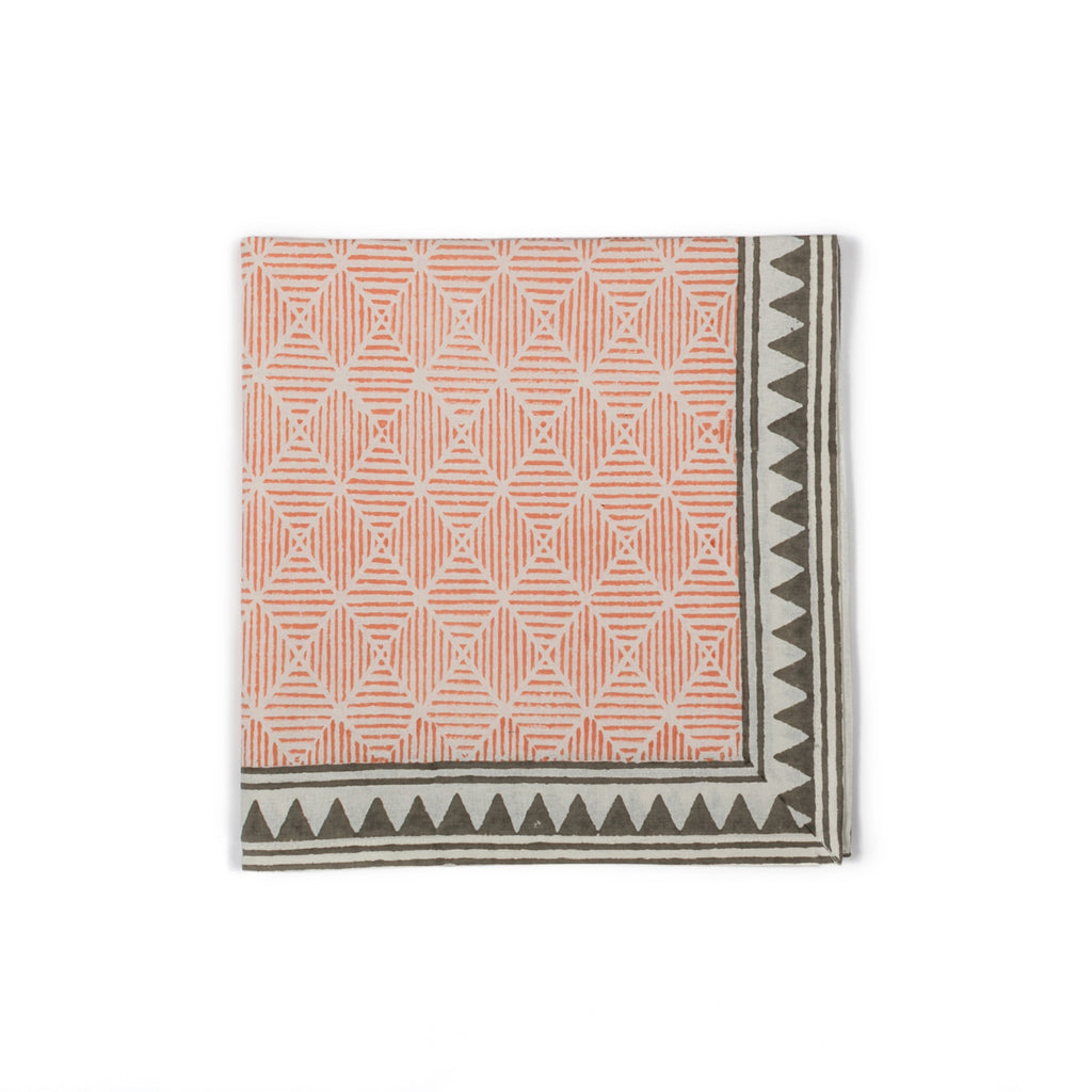Naomi Dinner Napkin by Algeria Home
