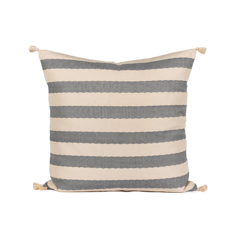 Sloan Charcoal Pillow