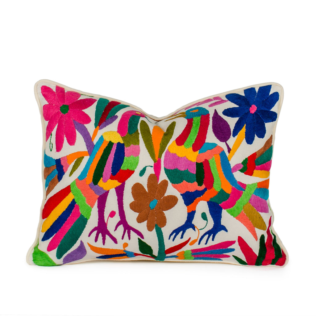 Multicolor Otomi Pillow