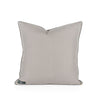 Reid Embroidered Square Pillow Back