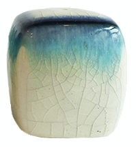 Blue Ombre Salt & Pepper Shaker
