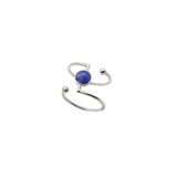 Eden by Sight Loop Ring (Silver)