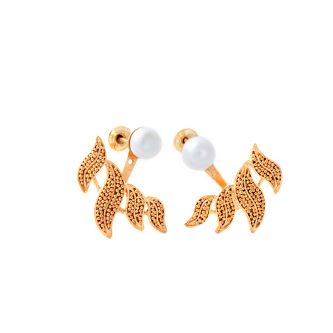 Alenka and Margo Anggrek Earrings