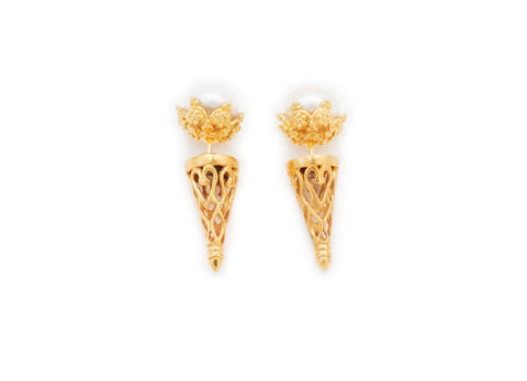 Alenka and Margo Mahara Earrings