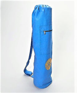 Yoga Bag - OMSutra OM Natraj Mat Bag - Drawstring