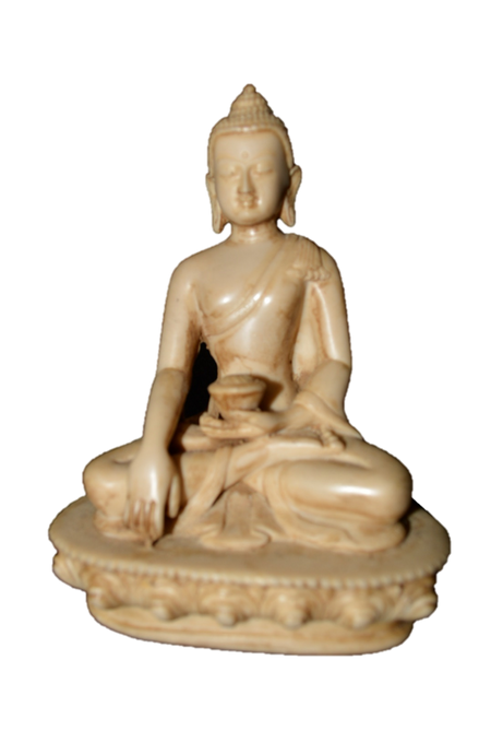 The Lord Buddha in Meditation Pose Praying Buddha, Home Decor