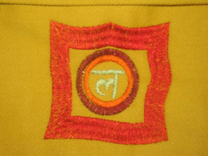 Yoga Kit Bag - OMSutra Chakra Yoga  Kit Bag