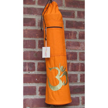 Yoga Bag - OMSutra OM Shiva Mat Bag -Drawstring