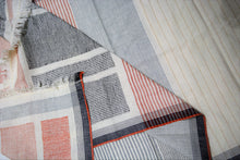 Handwoven Reversible Cotton Blanket