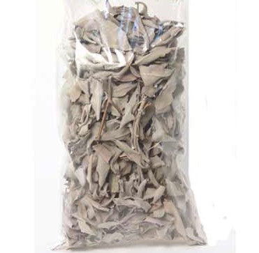 White Sage Smudge Loose Leaves - 2.7oz bag