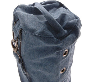 Hot Yoga Bag in Denim