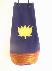 OMSutra Kids Lotus Yoga  Mat  Bag
