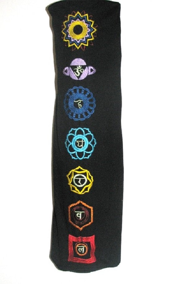 Yoga Bag - OMSutra Chakra Yoga Mat Bag  - Duffel