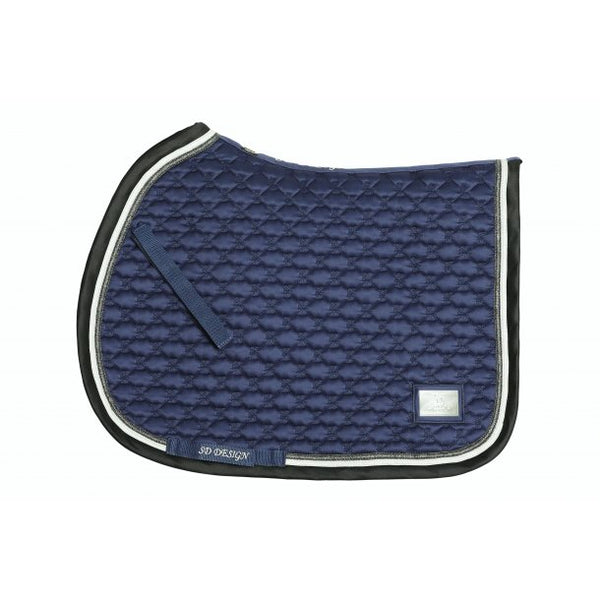 This Is Me Saddle Pad in Ocean Shimmer