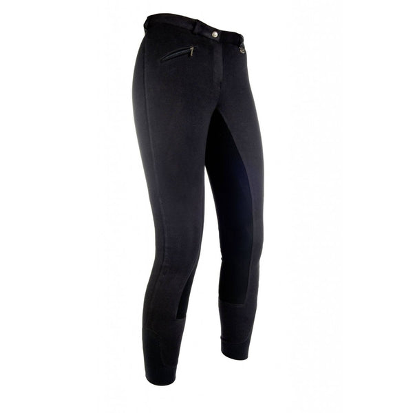 Basic Belmtex 3/4 seat junior breeches