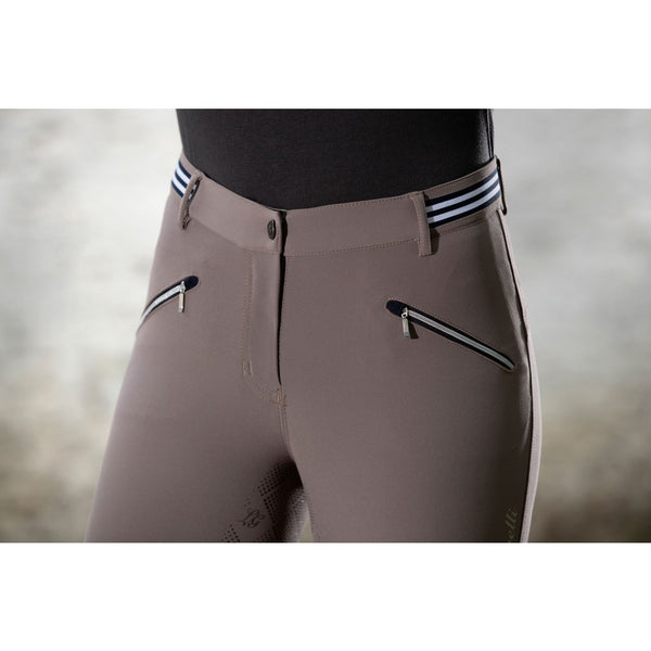 Elemento Stripe Full Seat Breech HKM