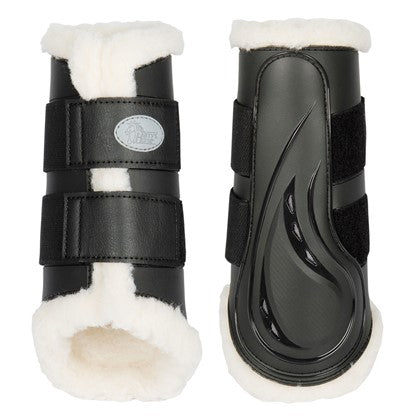 Flextrainer Splint Boots Heavy Duty Cob Size