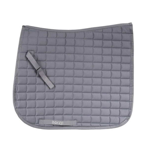 Cob / Pony Size Dressage Saddlepad Grey
