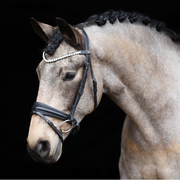 L'Unique Bridle by SD Design Cob and Pony Size