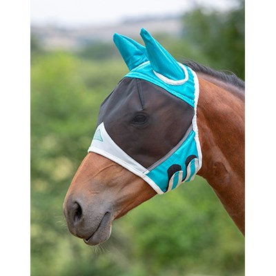 Shires Fly Mask with Ears