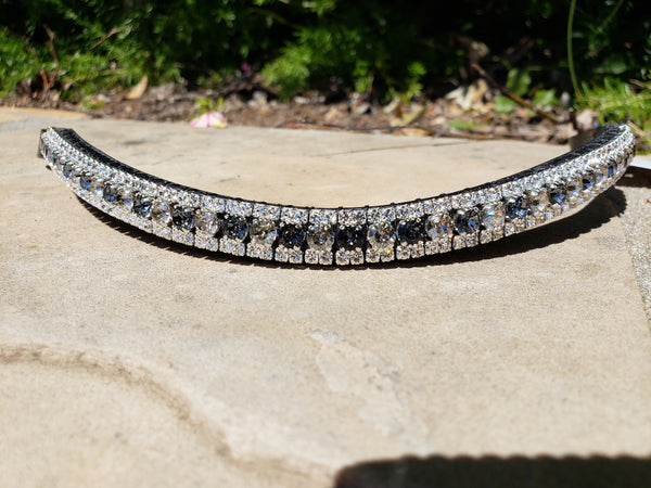 Swarovski and Tiffany Full Size Browbands