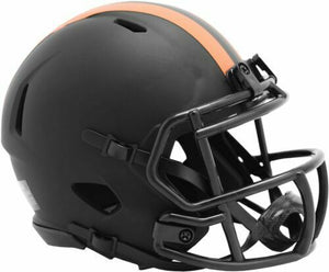 CLEVELAND BROWNS ECLIPSE MINI HELMET