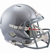 OHIO STATE SPEED FULL SIZE REPLICA HELMET