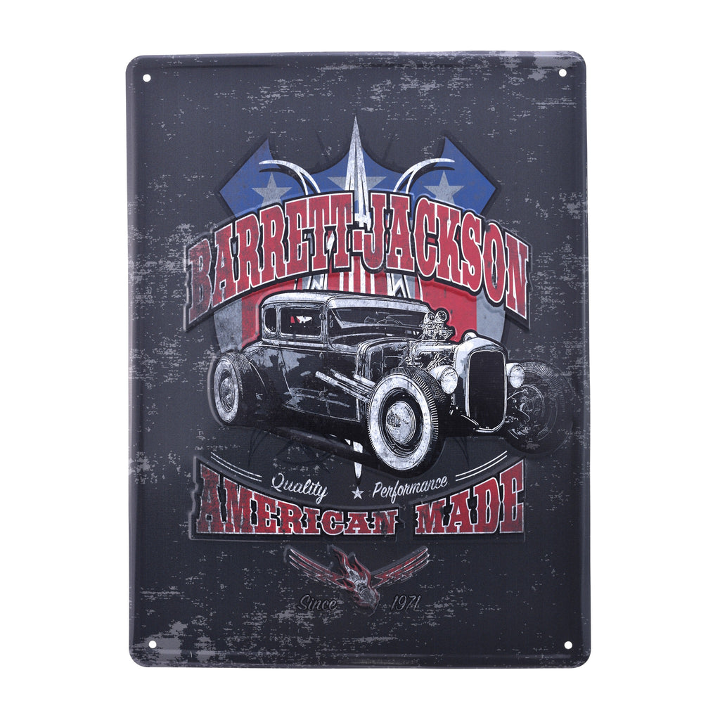 Vintage Rat Rod Tin