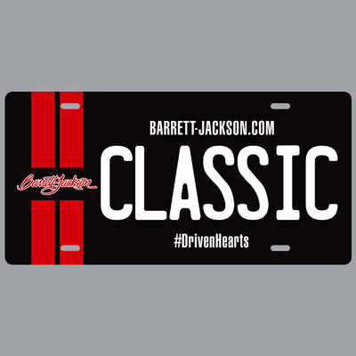 Driven Hearts Collector Plate: CLASSIC