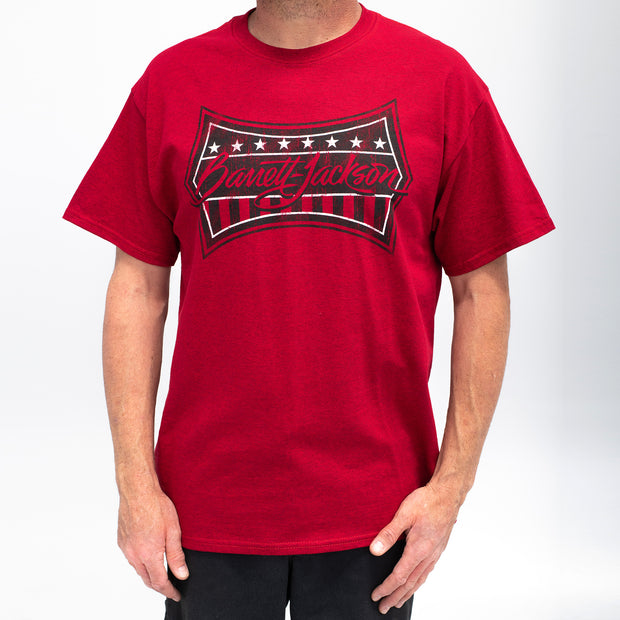 Red Throttle Tee